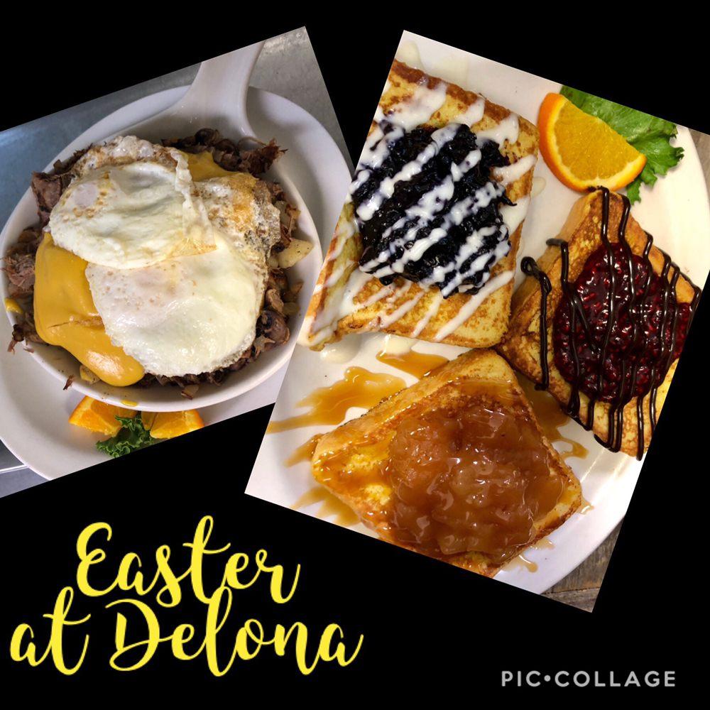 Delona Restaurant: 7132 US Hwy 2 41 M35, Gladstone, MI