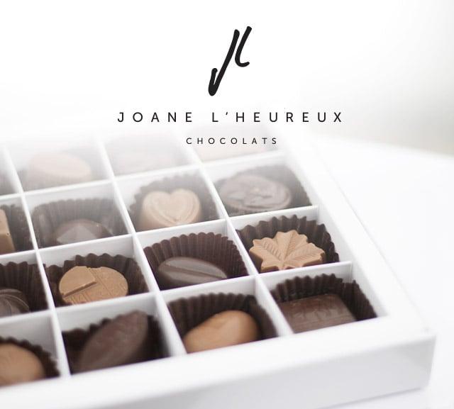 Chocolaterie Joane l'Heureux: 5180 rue Beaubien Est, Montreal, QC