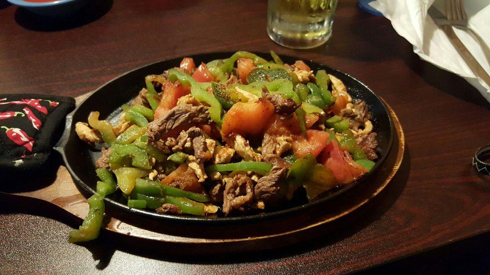 Food from Fiesta Veracruz