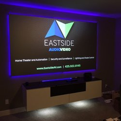 Photo Of Eastside Audio Video   Bellevue, WA, United States. Gorgeous  Install 120
