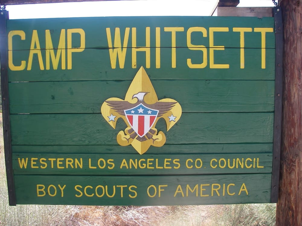 Camp Whitsett: Camp Whitsett, Kernville, CA