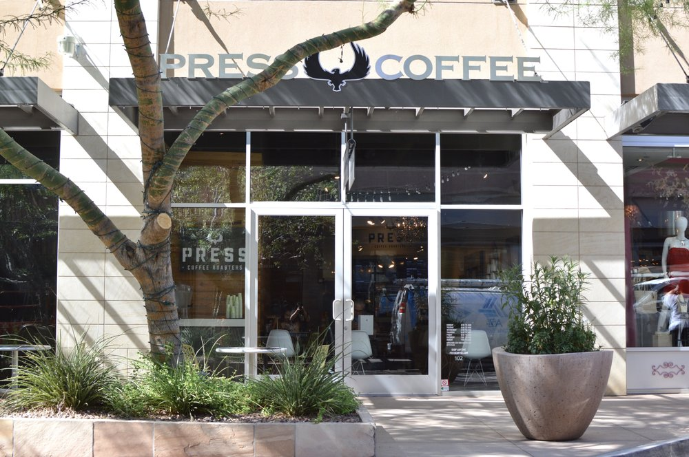 Press Coffee - Scottsdale Quarter
