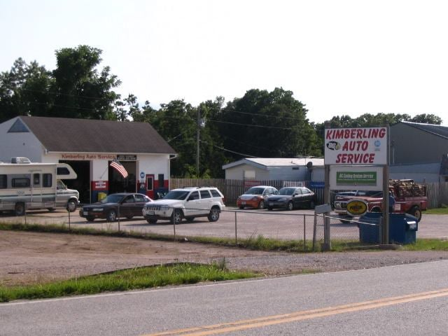 Kimberling Auto Service: Highway 13 & Oo, Kimberling City, MO
