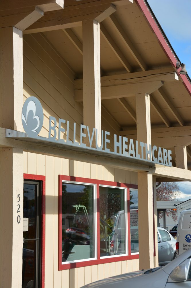 Bellevue Healthcare: 520 East Washington, Sequim, WA
