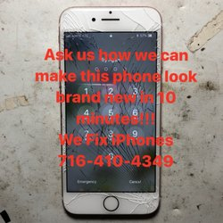 we fix iphones prices
