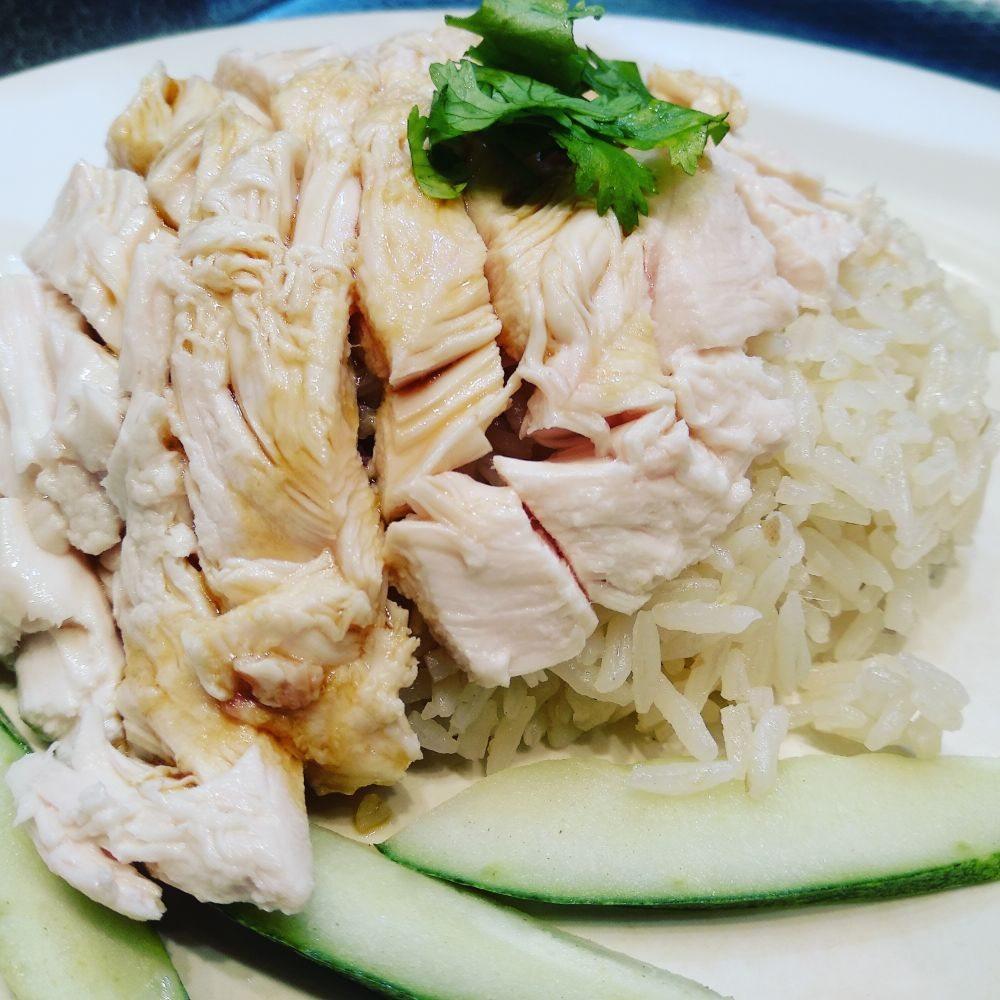 Tiong Bahru Boneless Hainanese Chicken Rice