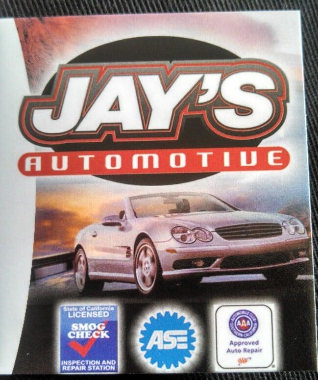 Jays Auto Repair >> Jay's Automotive - Auto Repair - Ventura, CA - Yelp