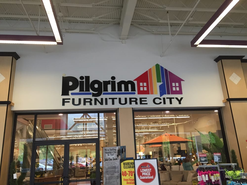 Pilgrim Furniture City 18 Reviews Furniture Stores 114 Federal