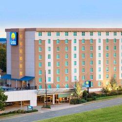 Comfort Inn Suites Presidential