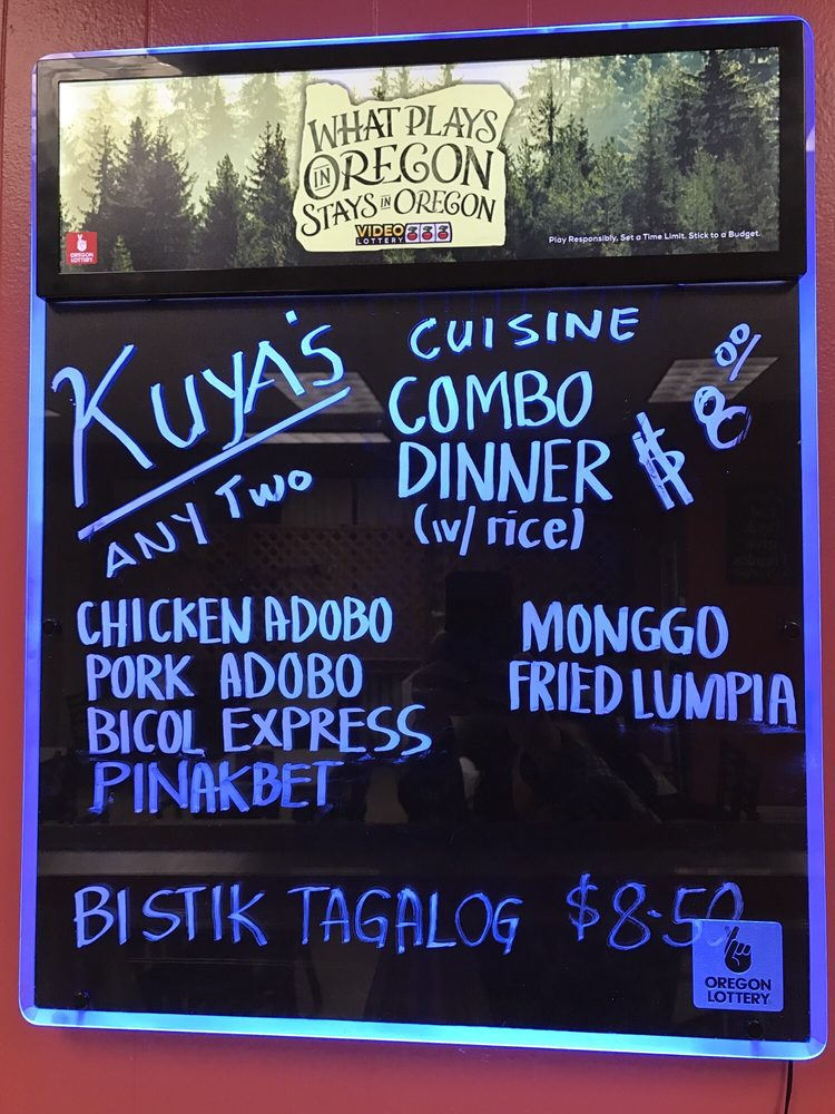 Kuya's Cuisine - CLOSED - 61 Photos & 28 Reviews - Filipino