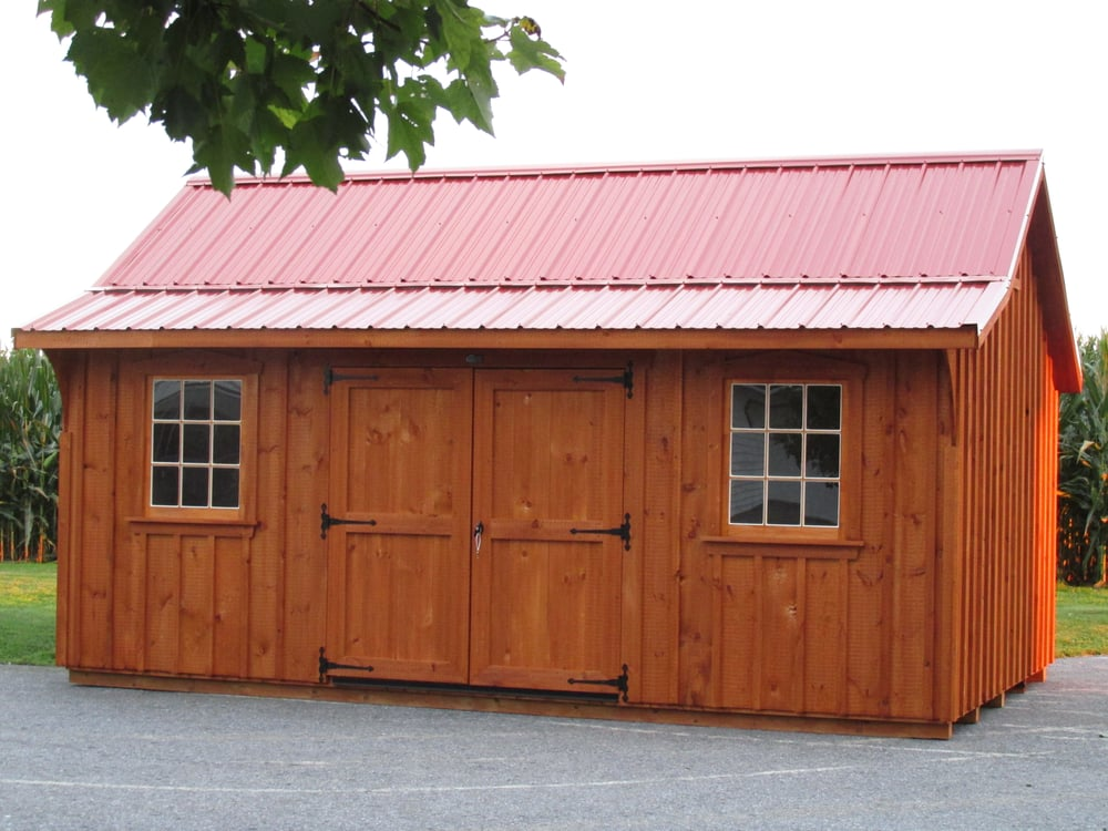 E-Z Storage Barns: 275 W Farmersville Rd, Leola, PA