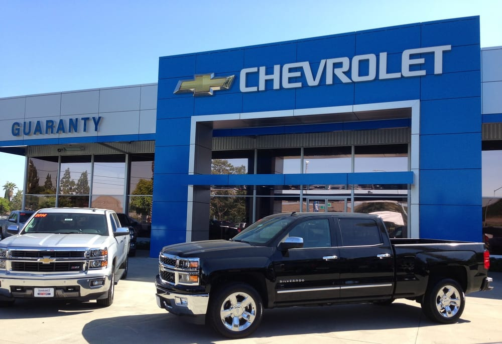 the all new guaranty chevrolet and the all new 2014 chevrolet silverado yelp. Black Bedroom Furniture Sets. Home Design Ideas