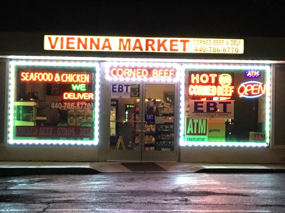 Vienna Market: 28 Center Rd, Bedford, OH