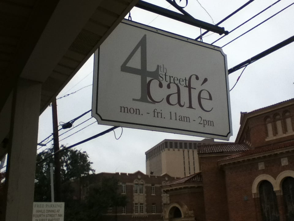 Th St Cafe San Antonio Tx