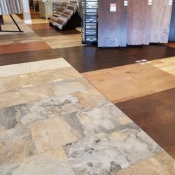 Good Photo Of Floors For Living   Houston, TX, United States. Wood Looking Tile