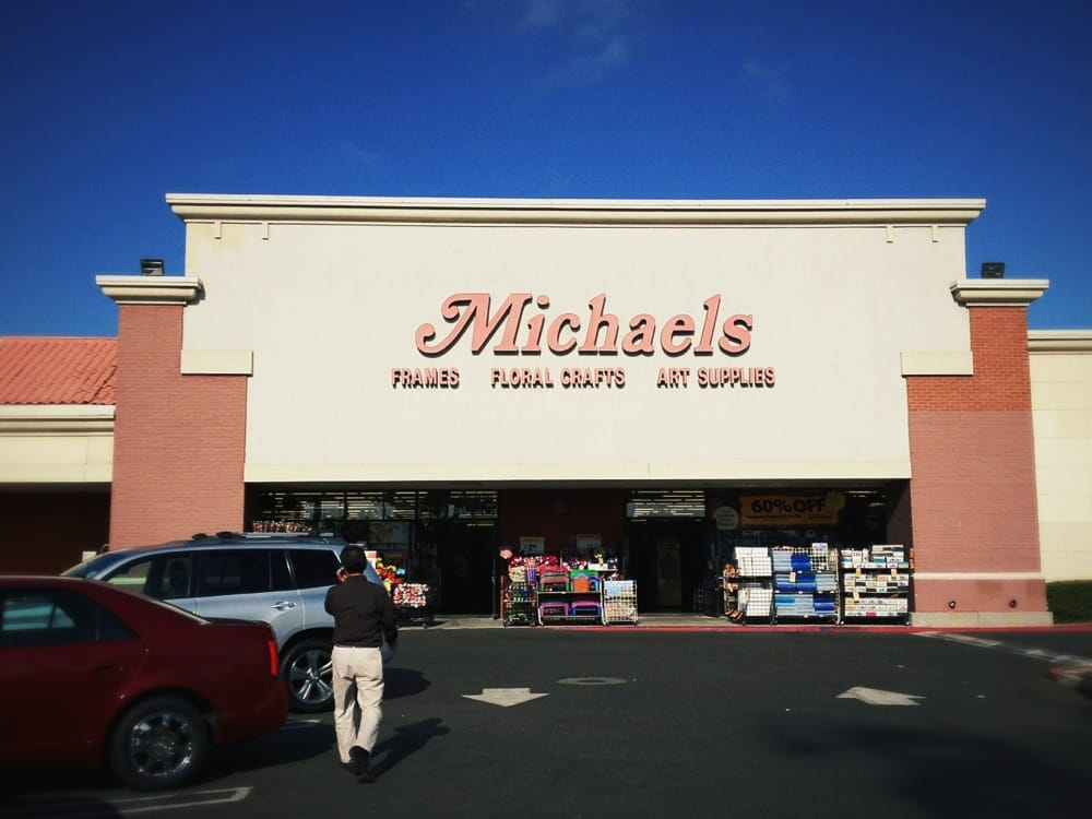 Michaels 48 reviews arts crafts 3309b s bristol st for Michaels craft near me