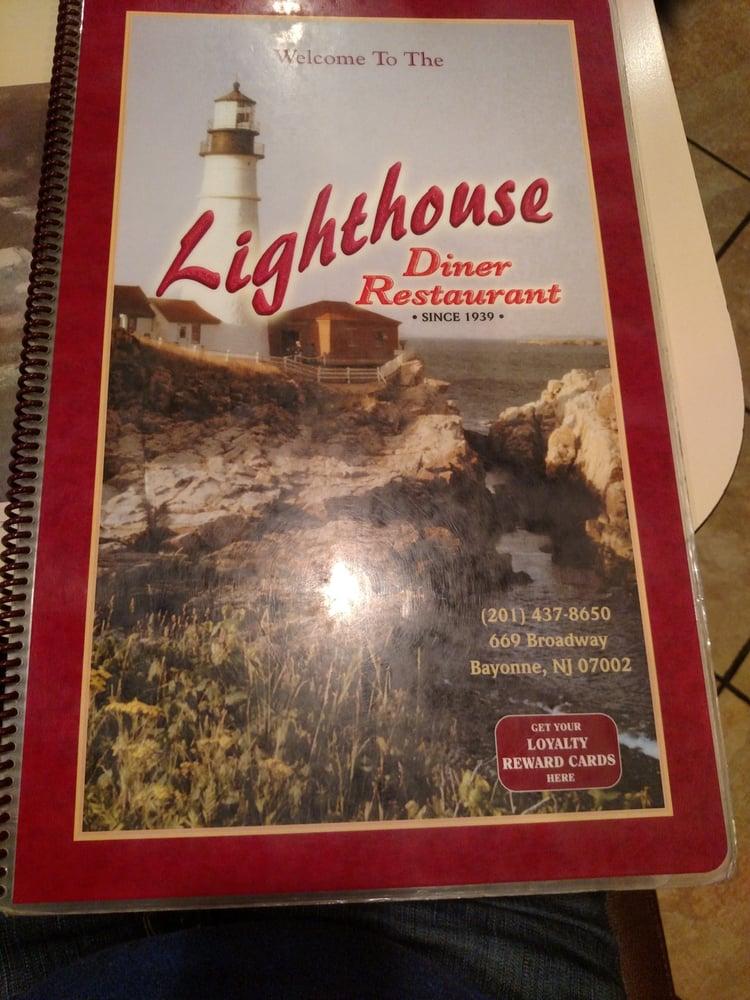 Lighthouse Restaurant Bayonne Nj