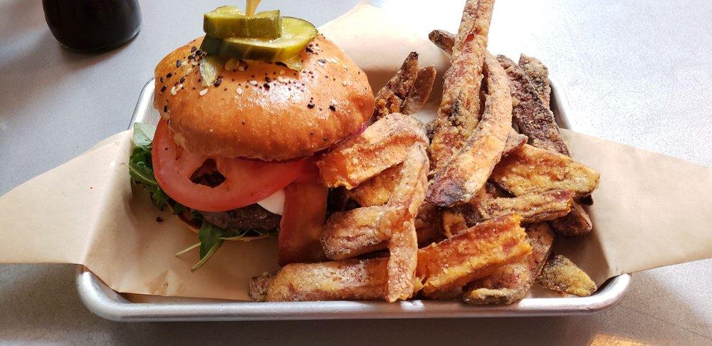 The Burger Joint - Arcata: 835 J St, Arcata, CA