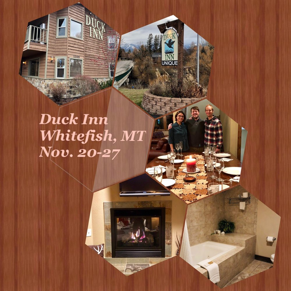 The Duck Inn: 1305 Columbia Ave, Whitefish, MT