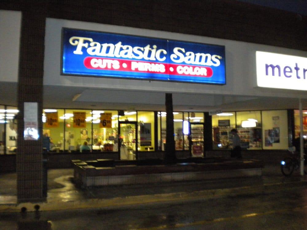 Fantastic sams hair salons closed hair salons 2554 e for Sams salon