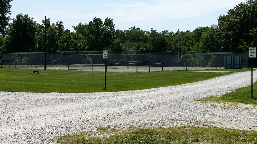 Perkins Park: 481 E Clay Ave, Plattsburg, MO