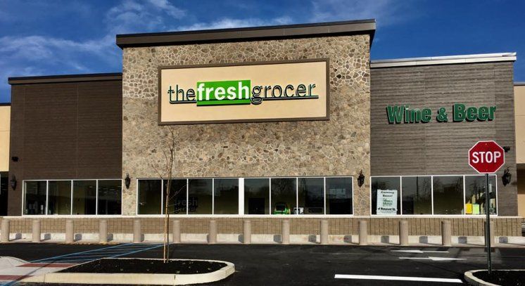 The Fresh Grocer of Monument Road
