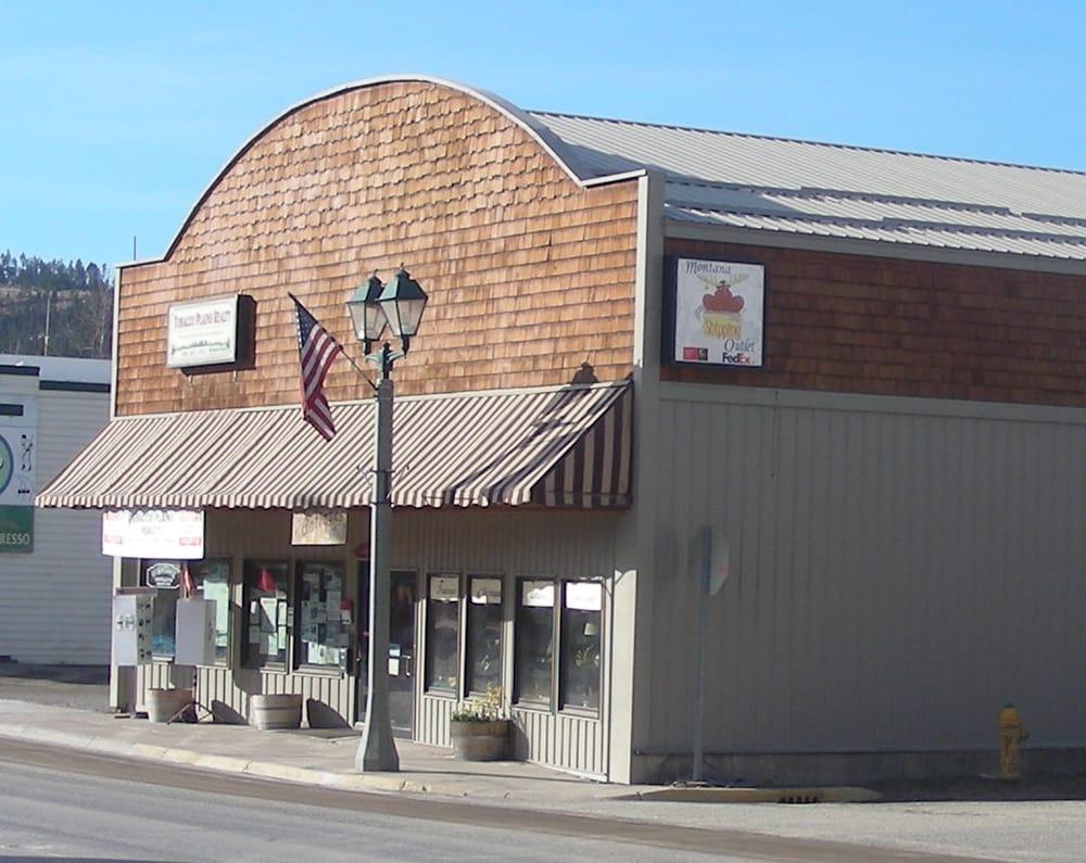 Montana Shipping Outlet: 121-B Dewey Ave, Eureka, MT