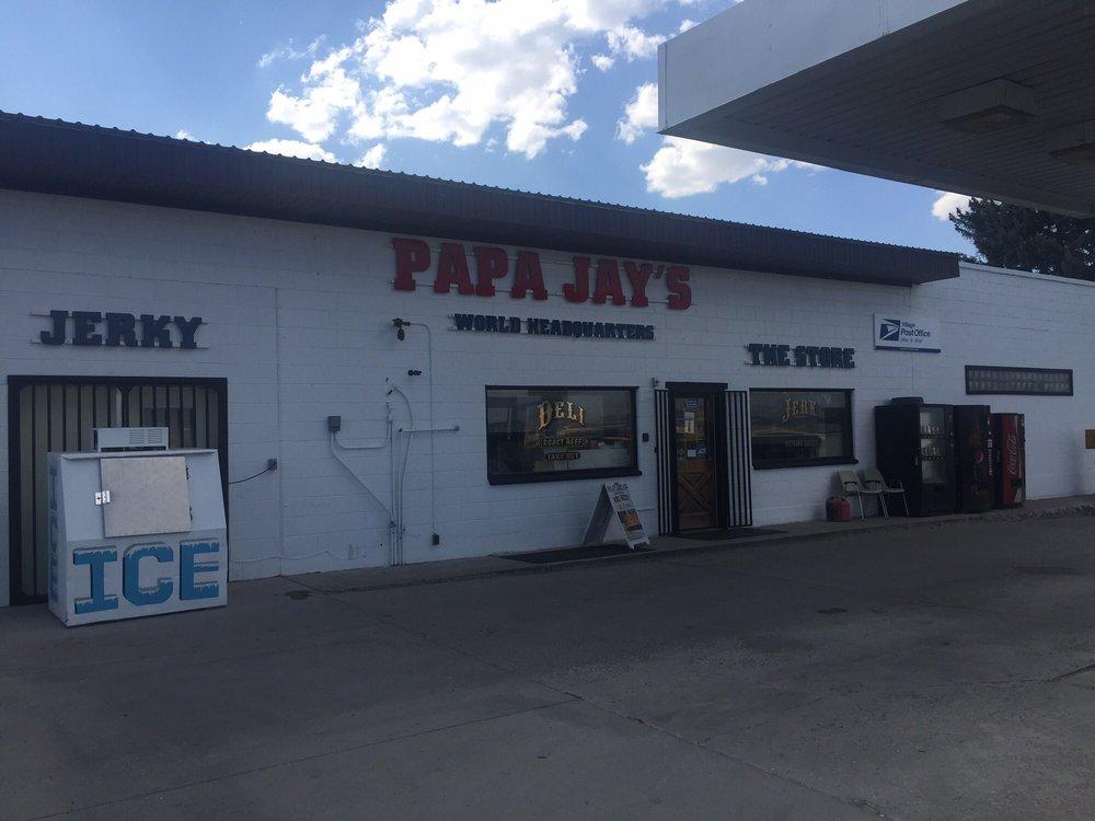 Papa Jay's: 10 S Main Hwy, Clifton, ID