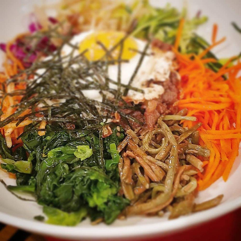 Dong Haeng Korean BBQ