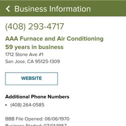 Rando S Aaa Hvac 45 Reviews Heating Amp Air Conditioning