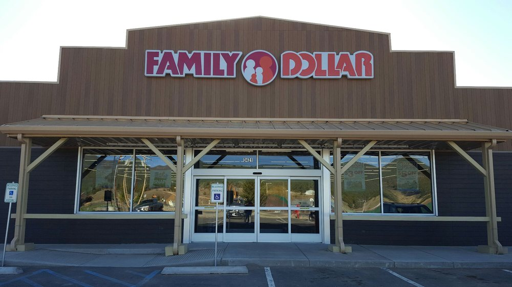 Family Dollar: 3421 Mountain View Blvd, Angel Fire, NM
