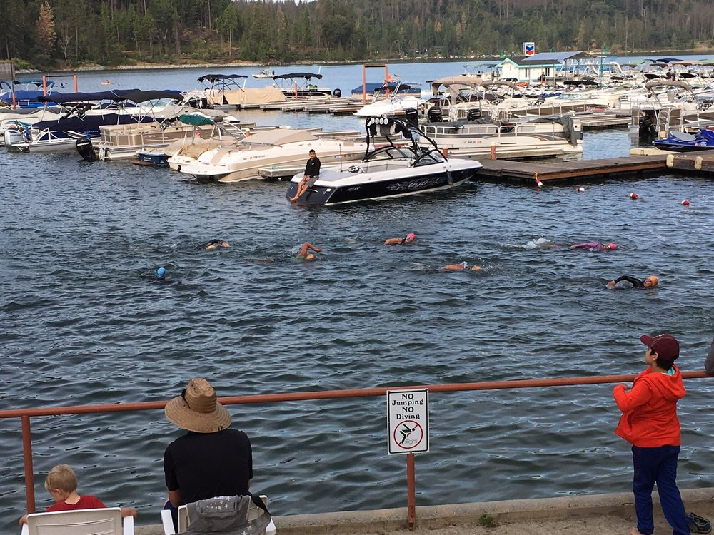 Bass Lake Classic Triathlon: 39157-39179 Ski Slope Dr, Bass Lake, CA