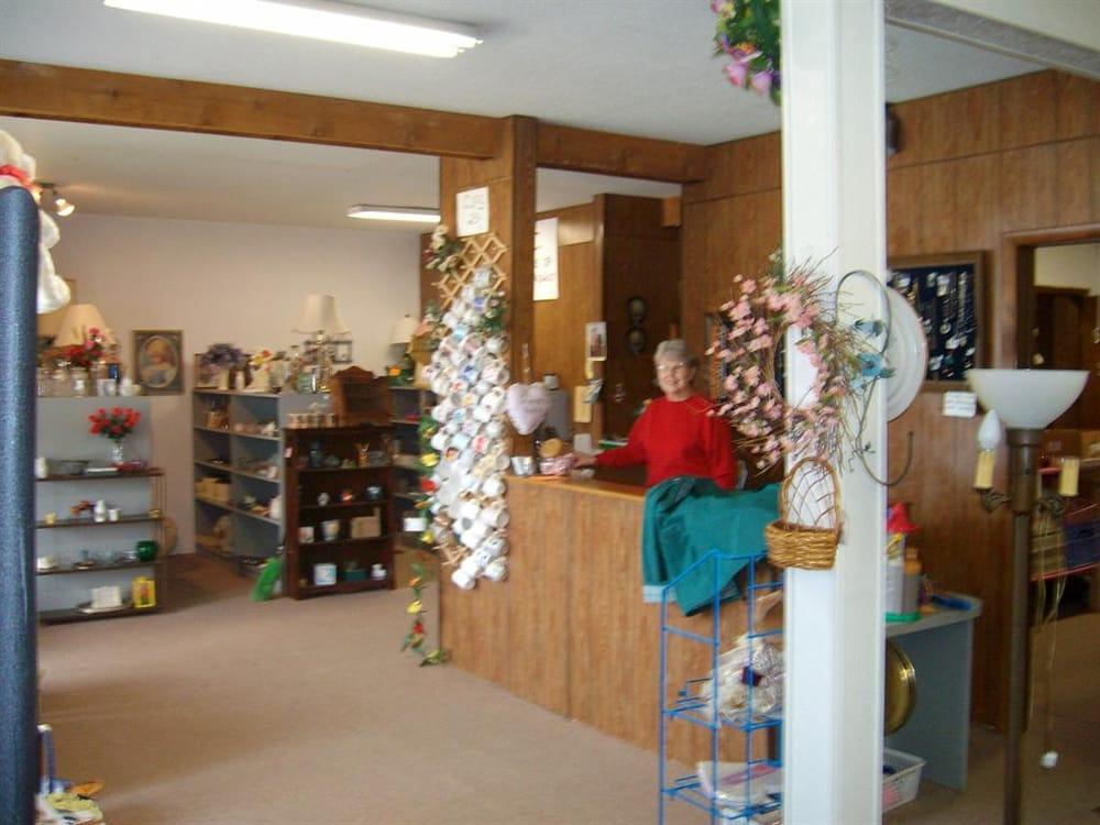 Second Chances Thrift Store: 4721 F-41, Oscoda, MI