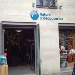 Nature et Découvertes - Cadeaux - 8-10 cour Saint Emilion, Bercy ...