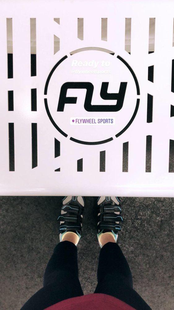 Flywheel Sports Plano: 5964 W Parker Rd, Plano, TX