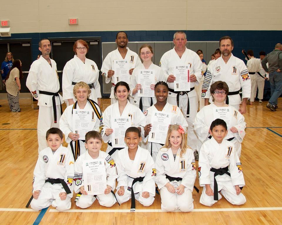 Bailey's Family Karate: 9423 E Washington St, Indianapolis, IN