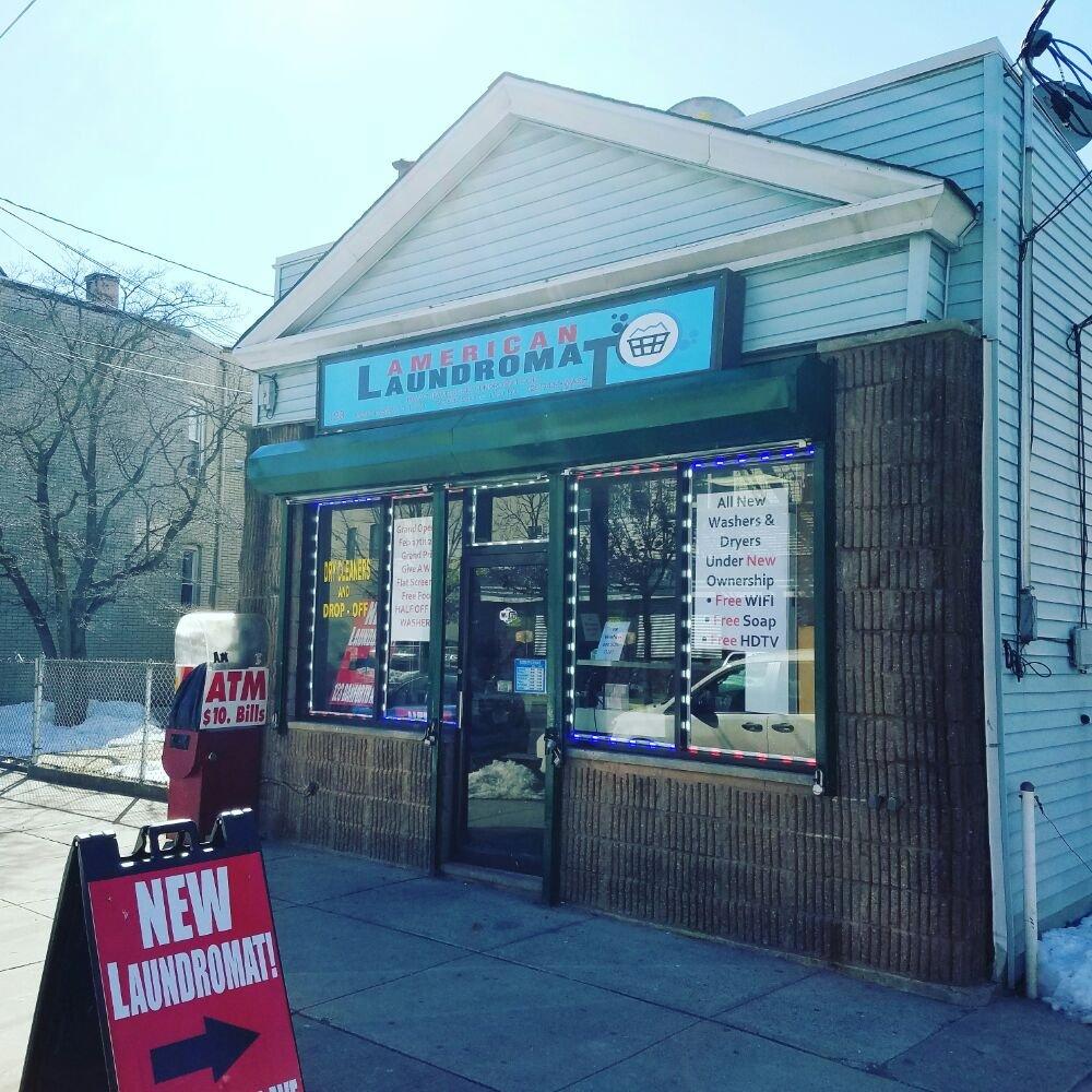 American Laundromat