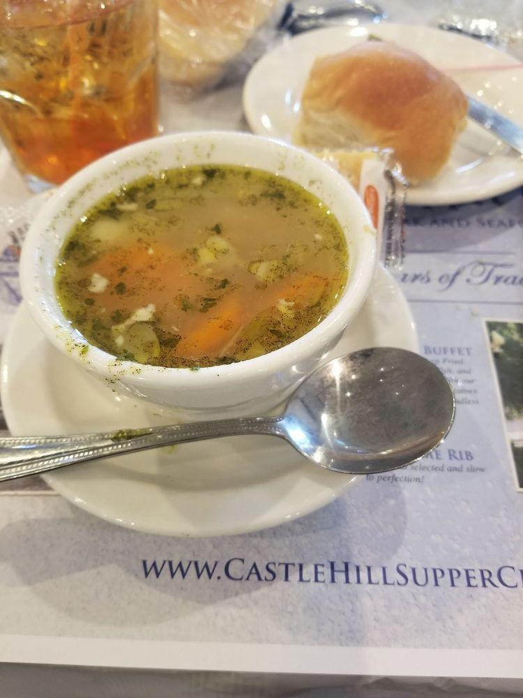 Castle Hill Supper Club: N9581 US Hwy 12, Merrillan, WI