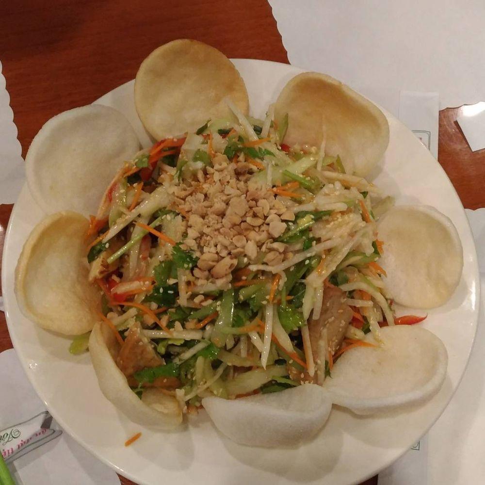 House Special Salad... So so YUMMMMMY!!! - Yelp