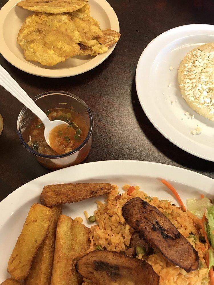 La Cucharita Colombian Restaurant: 15132 Old Hickory Blvd, Nashville, TN