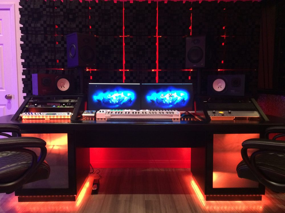 ZOOM Recording Studio: 539 S Rampart Blvd, Los Angeles, CA