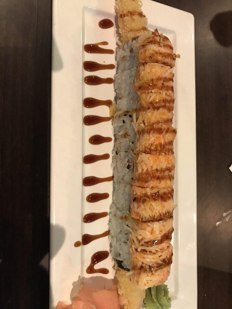 Ninja Japanese Sushi & Steakhouse: 4847 Promenade Pkwy, Bessemer, AL