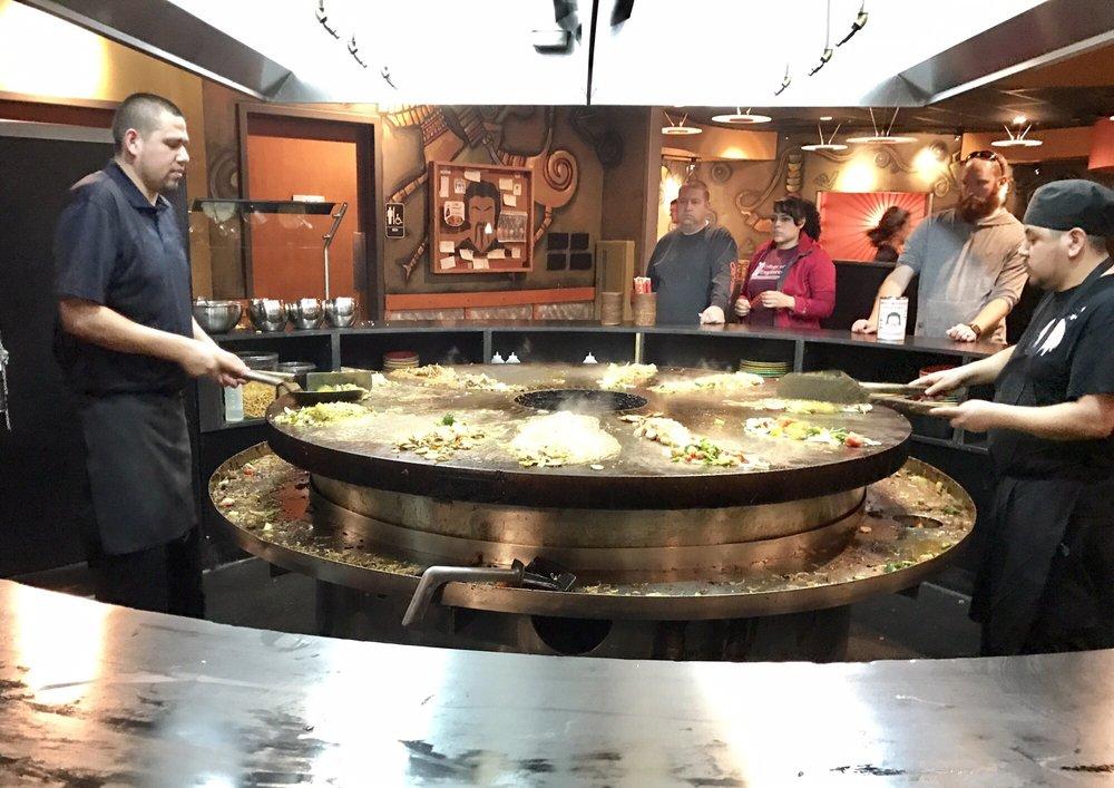 HuHot Mongolian Grill: 17660 Wright St, Omaha, NE