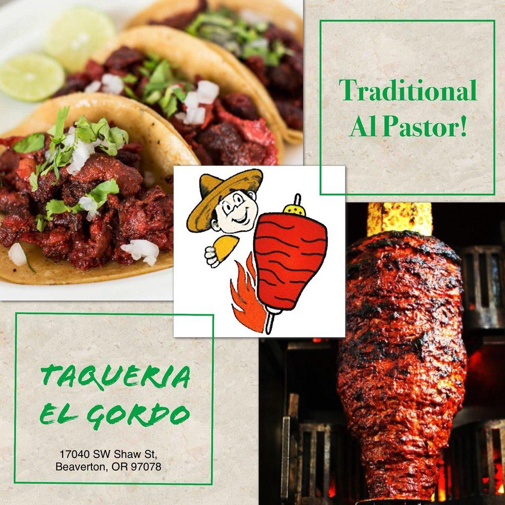 Taqueria El Gordo: 17040 SW Shaw St, Aloha, OR