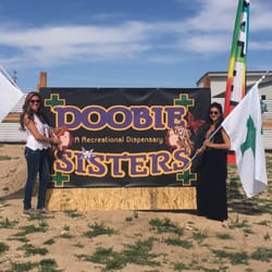The doobie not sisters first half