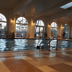 Photo Of The Hotel Hershey   Hershey, PA, United States. Indoor Pool.  Brittany M.