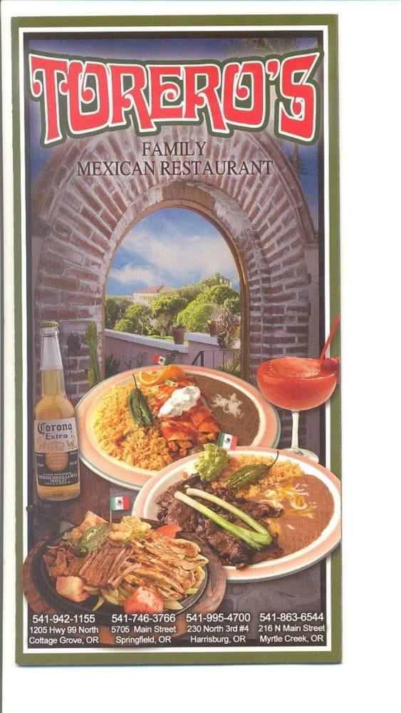 Toreros Mexican Family Restaurant