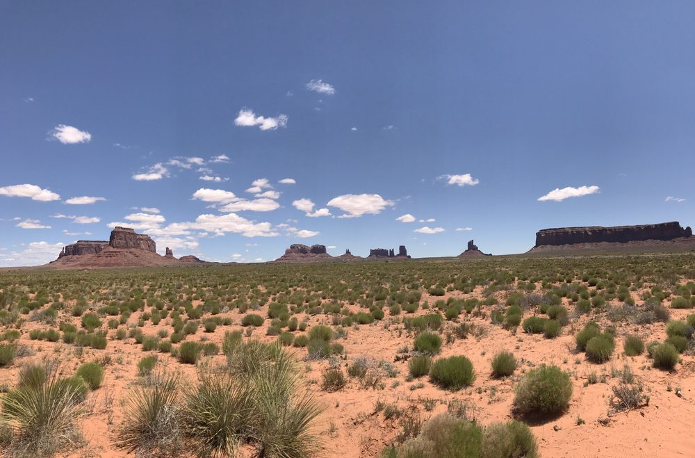 Monument valley koa