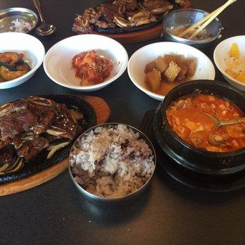 Korea House Restaurant In Salt Lake City