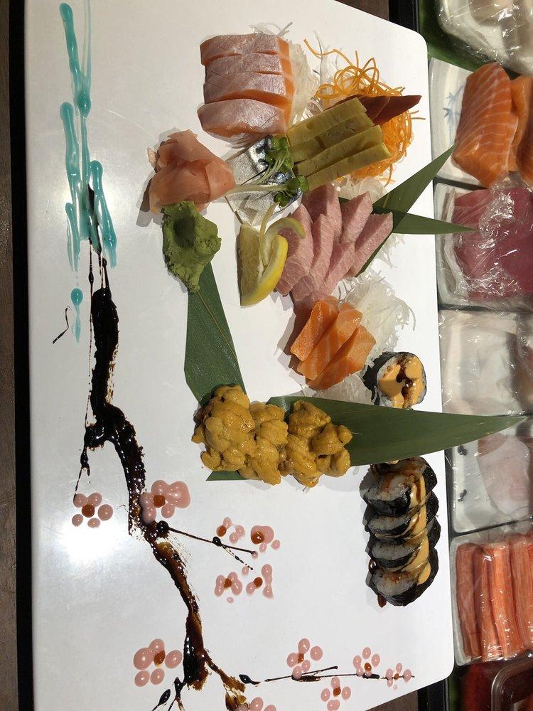 Musashi Japanese Steakhouse, Seafood & Sushi Bar: 7567 Somerset Crossing Dr, Gainesville, VA